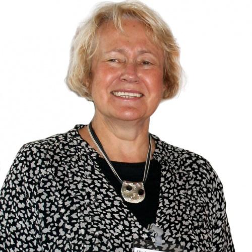 Dr Elin Jones, Festival President, 2016