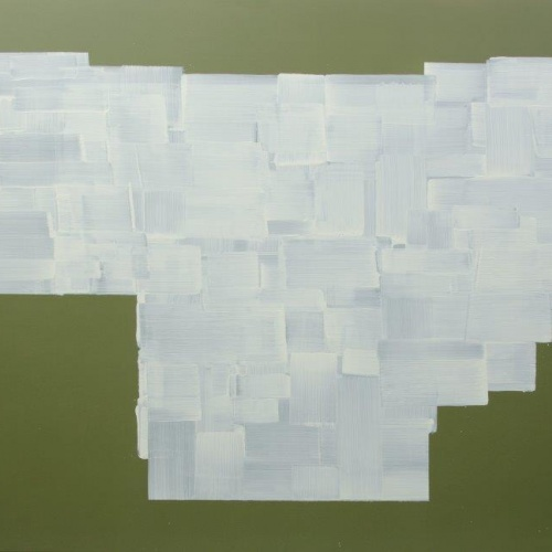 André Stitt: Monument (acrylic on canvas)  www.andrestitt.com
