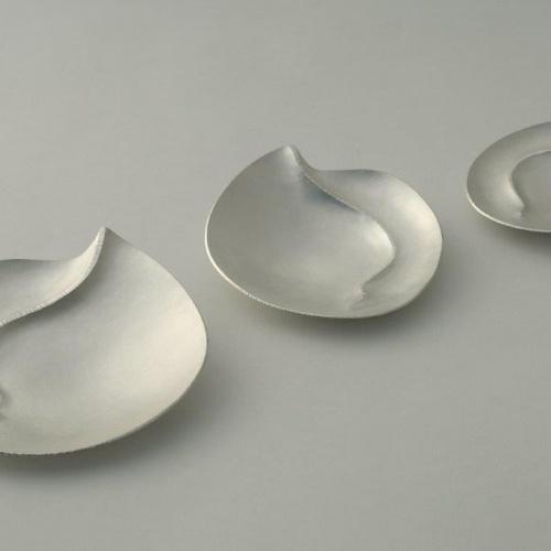 Rauni Higson Meander (silver)  www.raunihigson.co.uk